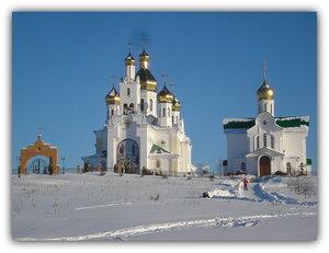 Спасо-Преображенский собор в г. Кузнецовск