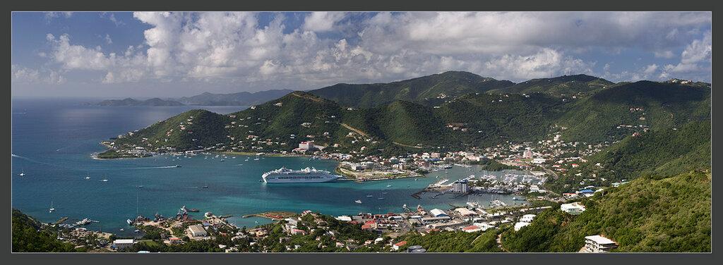Карибское море. Январь 2010. Два кадра. Остров Тортола.jpg