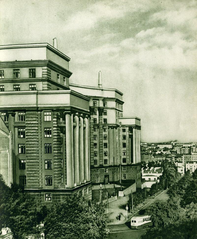 Будинок Ради Міністрів
