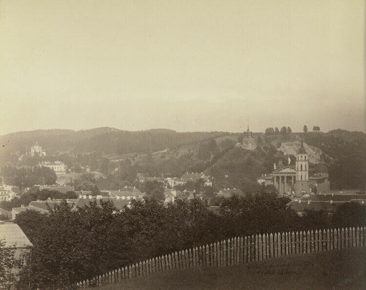 26. Панорама Вильно