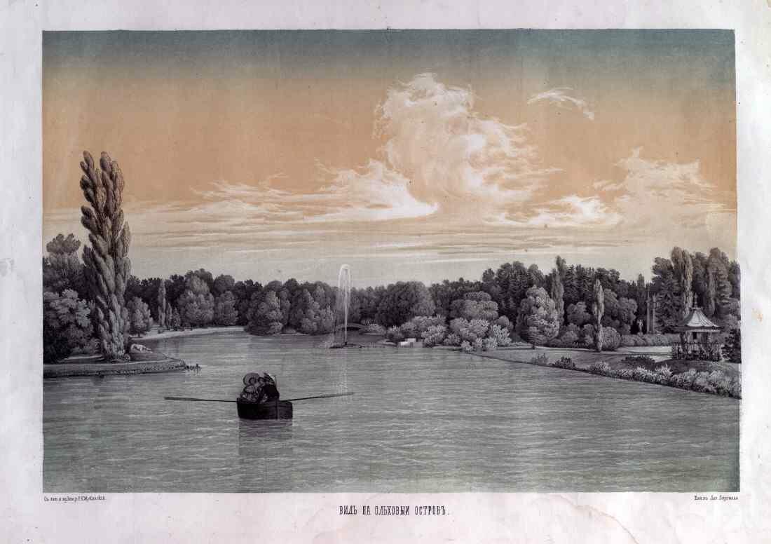 06. Вид на Ольховый остров