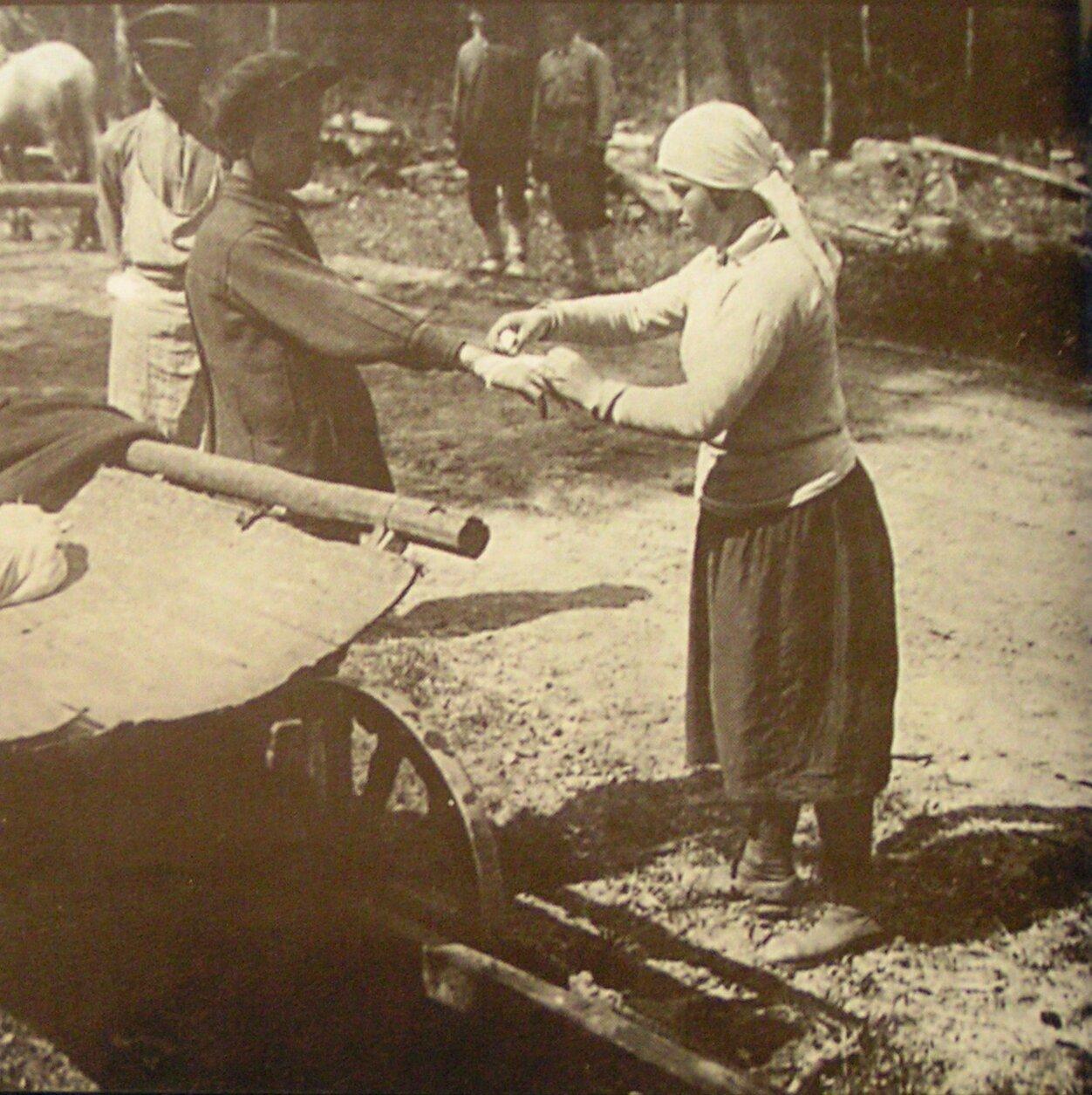 Оказание медицинской помощи в Нылга-Жикъинском районе.