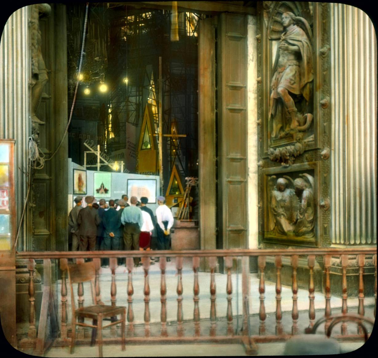 Санкт-Петербург. Исаакиевский собор, выступающей в качестве музея атеизма