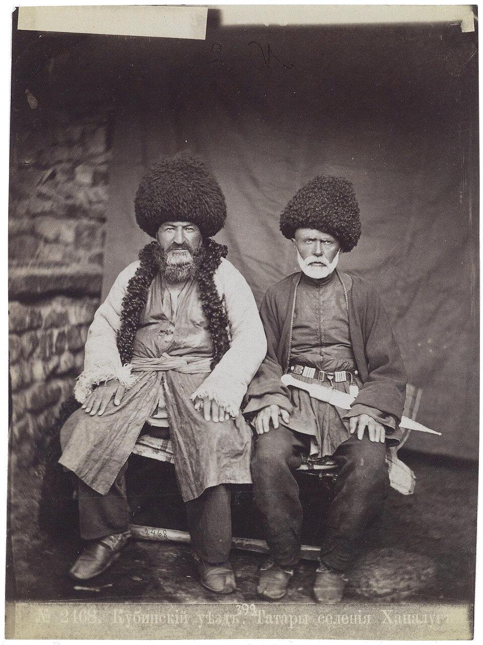 Айзербайджанские татары