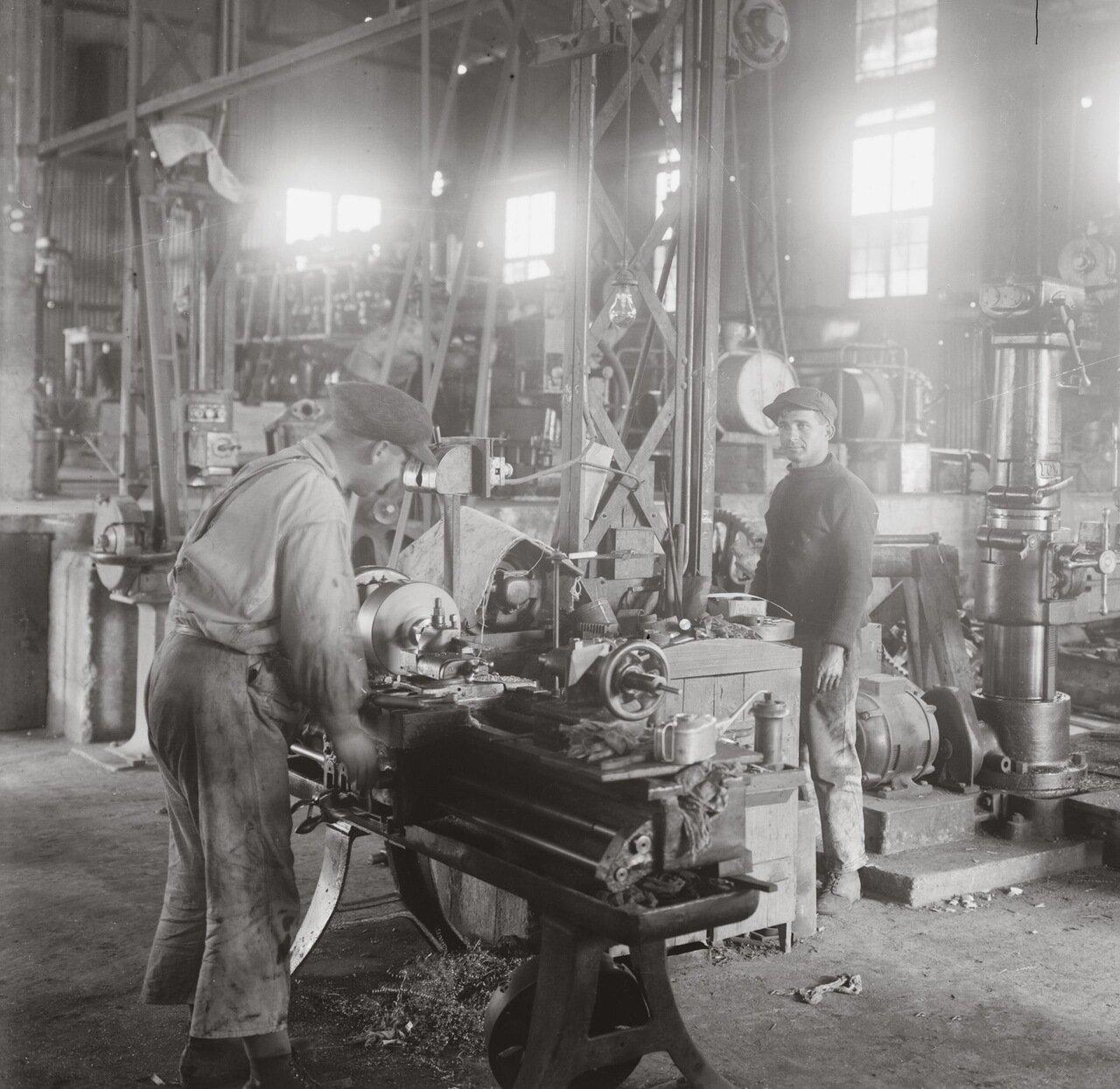 Электростанция палестинской электрической компании. Трансиордания. 1927-1933 гг.