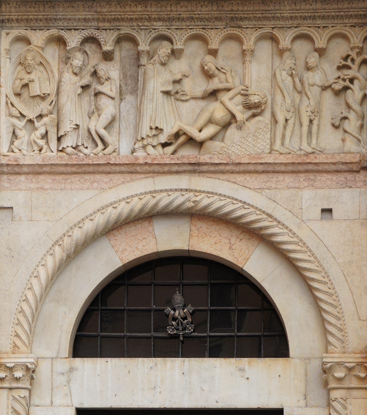 Кафедральный собор в Модене