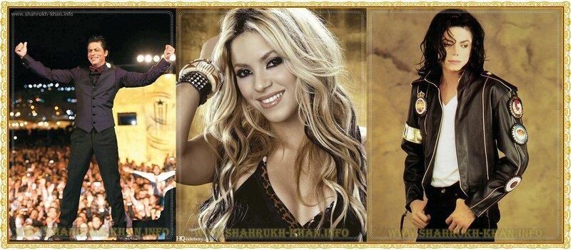 SRK, Shakira & MJ в книге «Транснациональный Звездный Дом: «Международная знаменитость в кино и в популярной культуре»