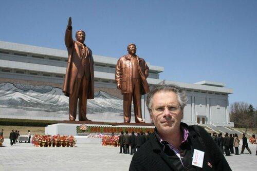 Пхеньян, Северная Корея, 14 апреля 2013, фото Алексея Лушникова