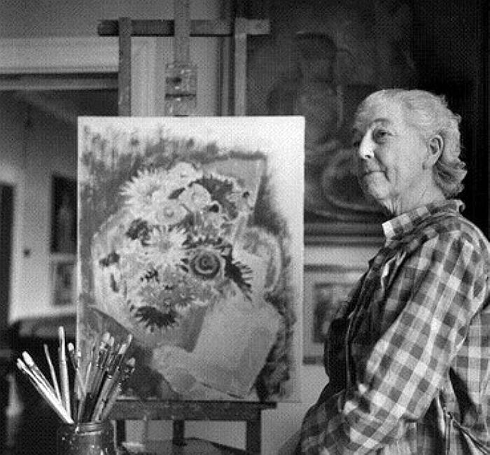 Агда Хольст, 1964 г