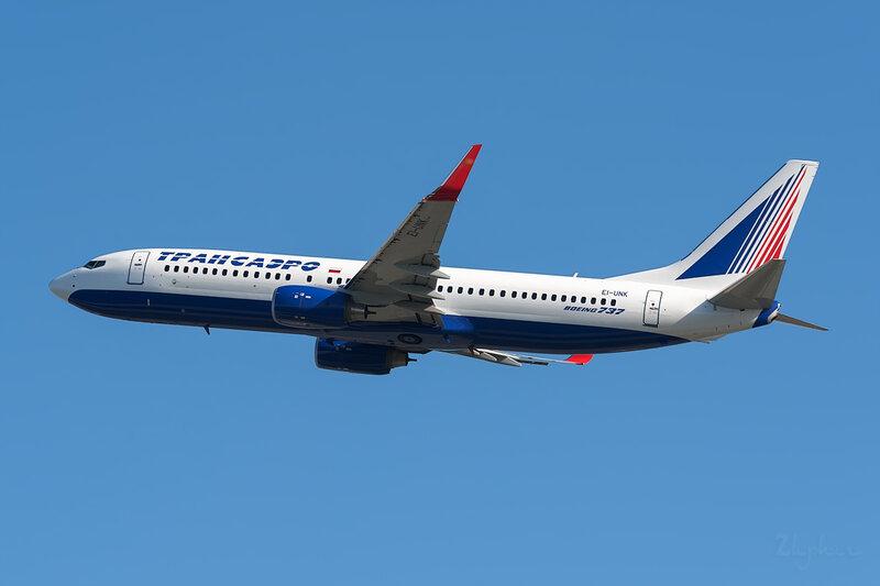 Boeing 737-86J (EI-UNK) Трансаэро DSC6732
