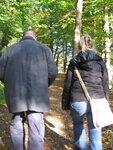 Окрестности Замка Белфаст Северная Ирландия лес горы 27 октября 2012 г