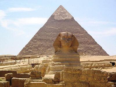 Египет из Омска