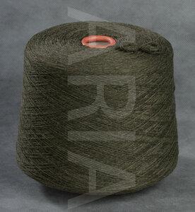 11888-Cablelight, кашемир, зеленый меланж