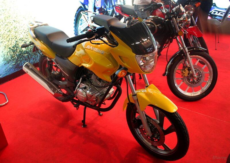 Мотоцикл Jianshe JS125-6F