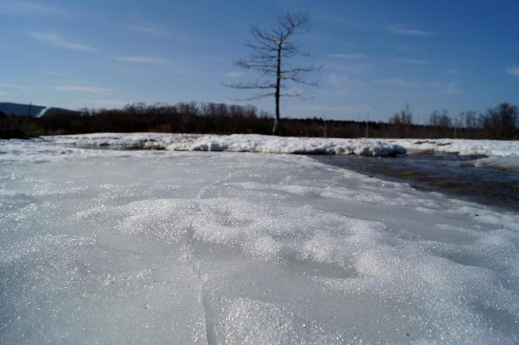 Прогулка до реки Ай. Город Златоуст