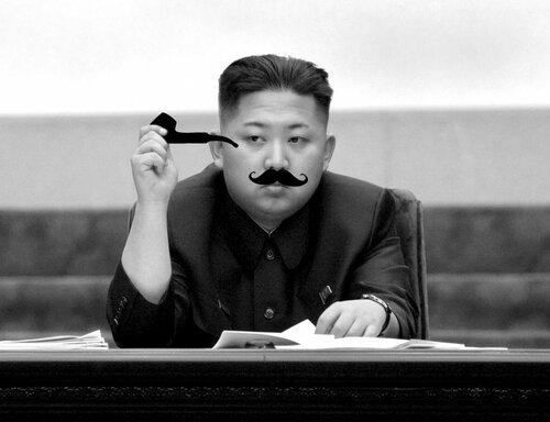 Фотожабы на Ким Чем Ына