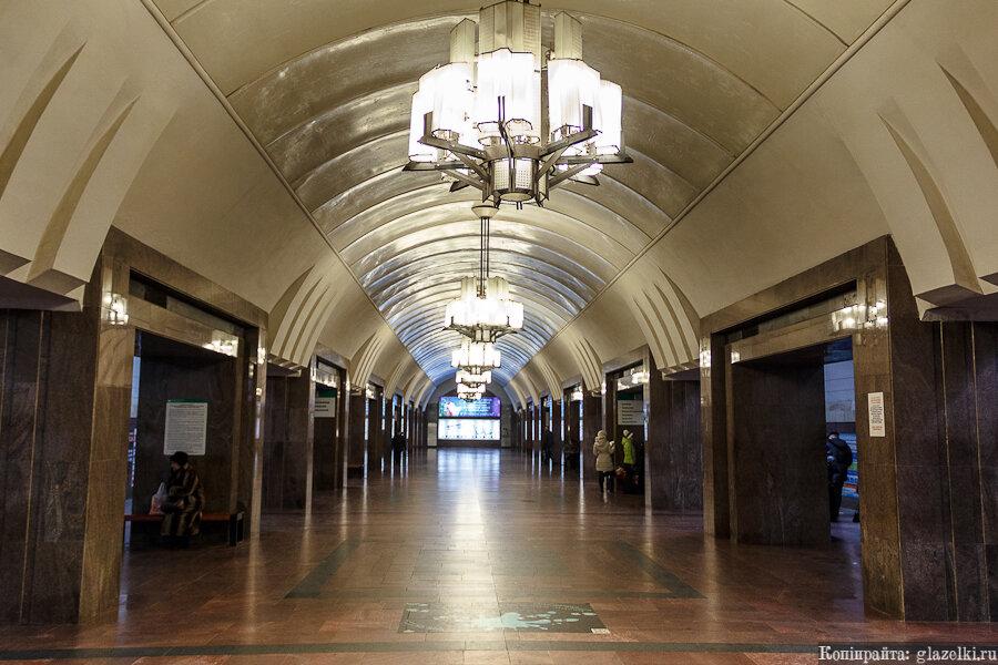 Площадь 1905 года. Станция метро. Екатеринбург.