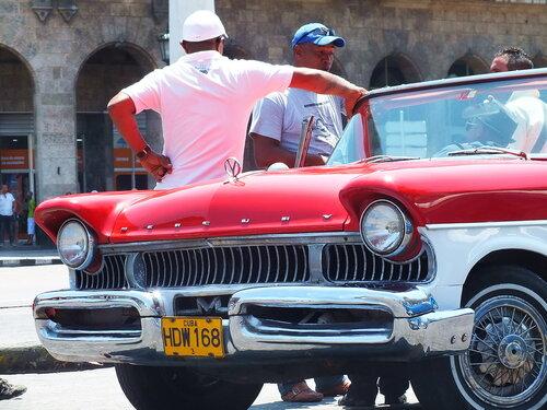 Ретро в ритме сальсы.(Кубинский дневник, часть3)