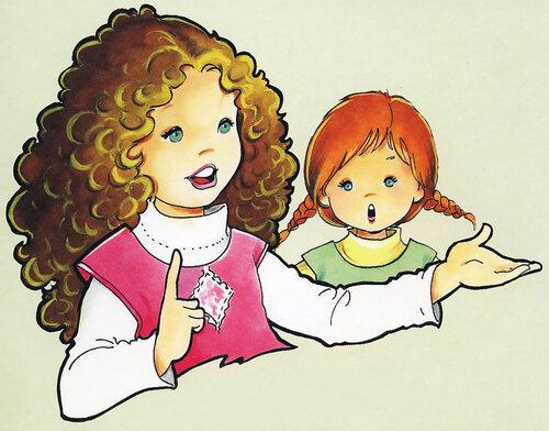 Дети спорят о различиях между мальчиками и девочками