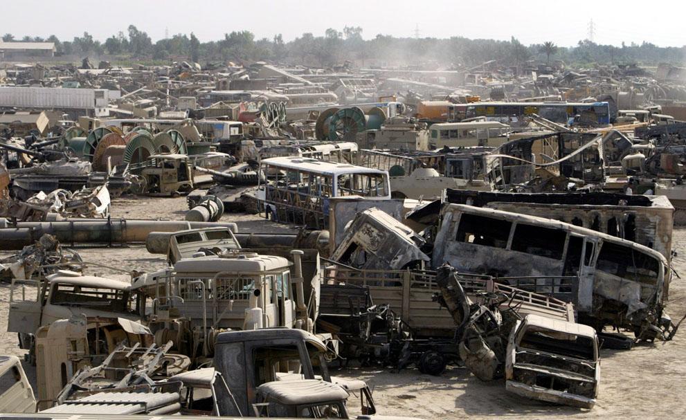 Боевики ИГ создают собственные дроны в Ираке