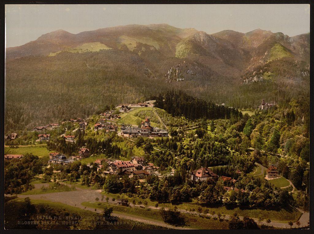 Румыния в 1890 — 1900 годах
