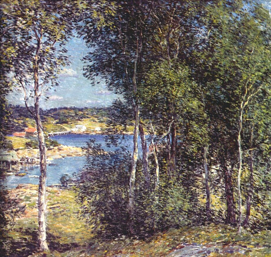 A Family of Birches, 1907.jpg