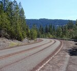 Lewis Road, Lost Creek Lake, Oregon