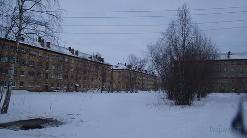 Фотография Инты №2757  Гагарина 7, 5 и 11 31.01.2013_13:17