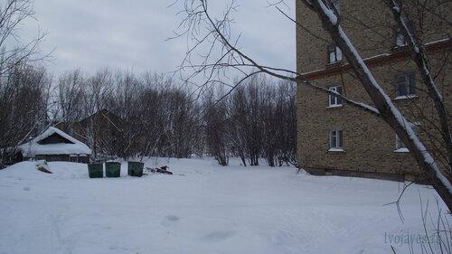 Фотография Инты №2784  Южная сторона Гагарина 11 31.01.2013_13:25
