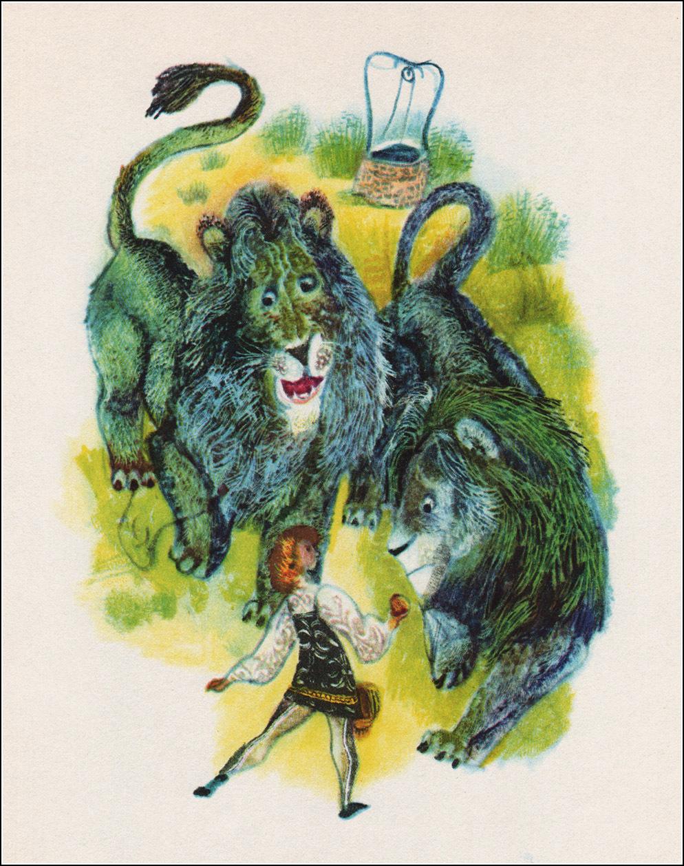 Jirí Trnka, Die Kinder- und Hausmarchen der Bruder Grimm