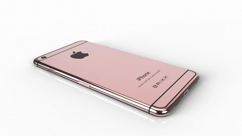 Розовая версия нового iPhone 6S была раскуплена попредзаказу засчитанные часы