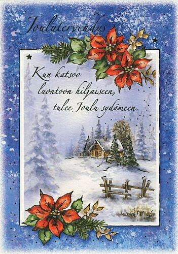 Сочельник в финляндии открытки, картинки валенками
