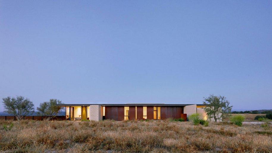 Загородная резиденция в сердце Калифорнии