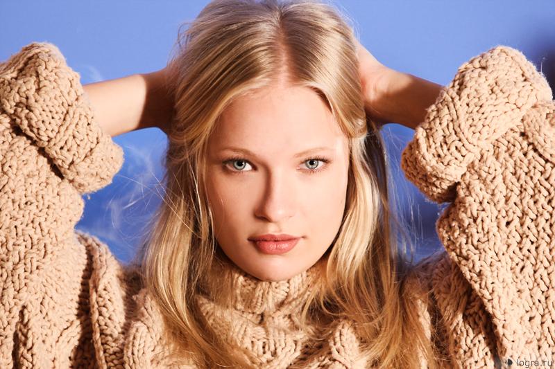 красивых блондинок