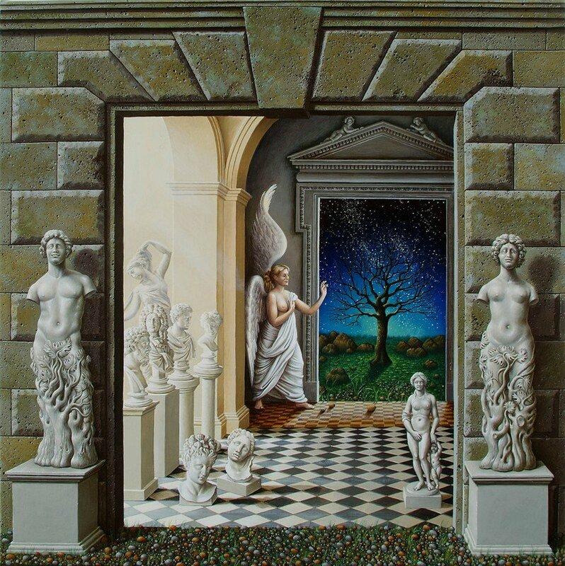 Miriam Escofet _ paintings