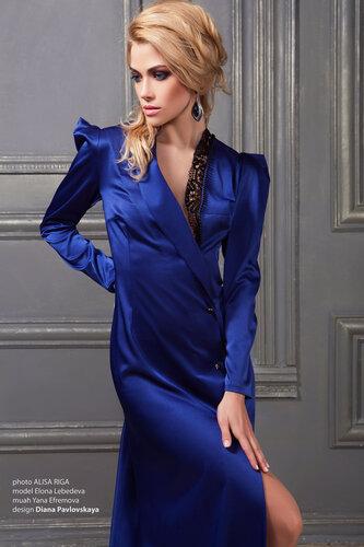 Платья с рукавом на Новый год 2014