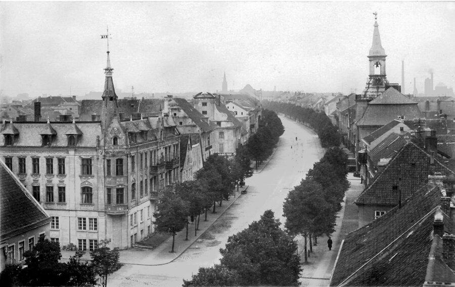 Фото старого тильзита