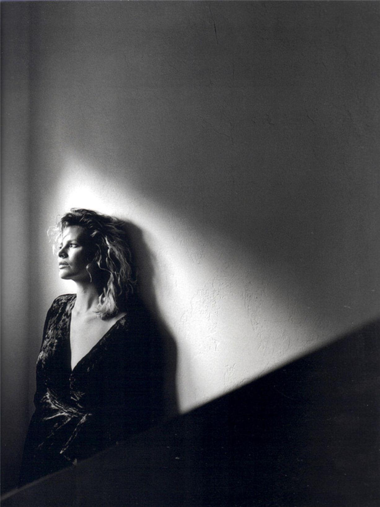 Kim Basinger / Ким Бейсингер - портрет фотографа Грега Гормана / Greg Gorman