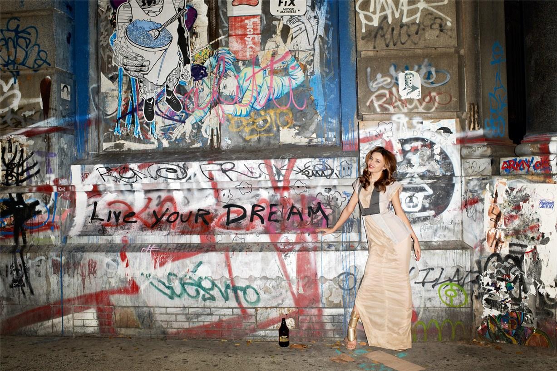Miranda Kerr / Миранда Керр, фотограф Terry Richardson в журнале Purple Fashion  Magazine, весна-лето 2013