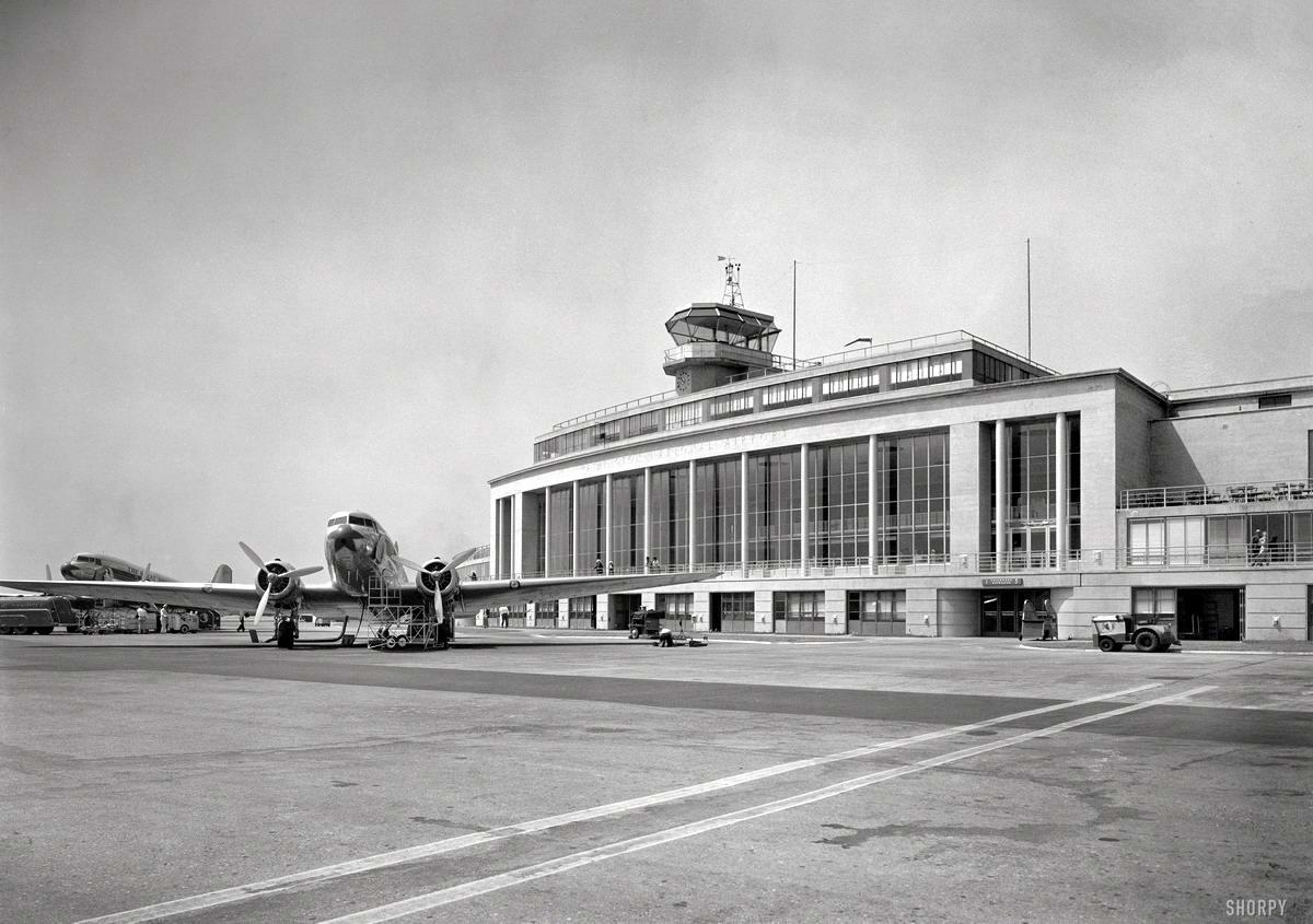 Самолеты и пилоты начала 20-го века на снимках американских фотографов (47)