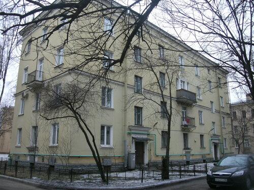 ул. Савушкина 26к2