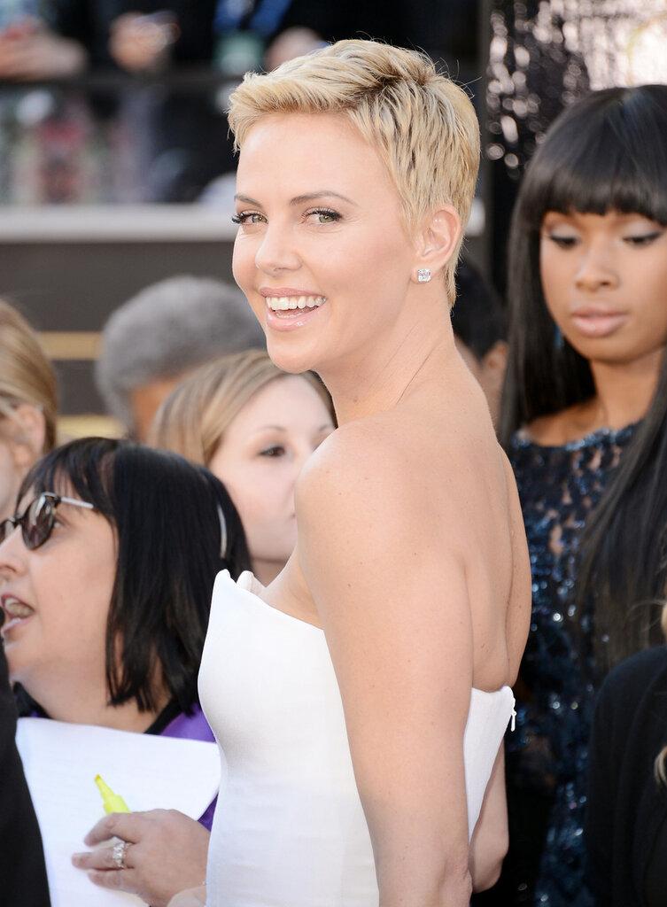 Дамы на Оскаре 2013