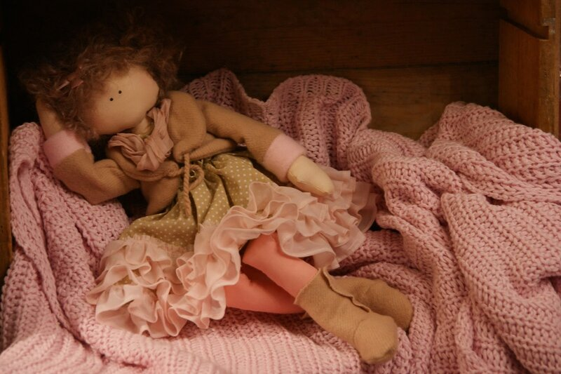 тряпичная кукла