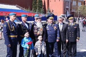 Парад Победы 9 мая 2013 года