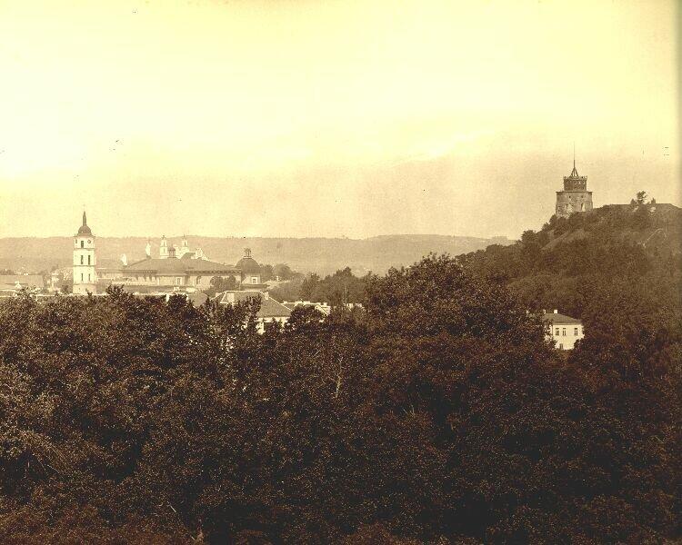 30. Панорама Вильно