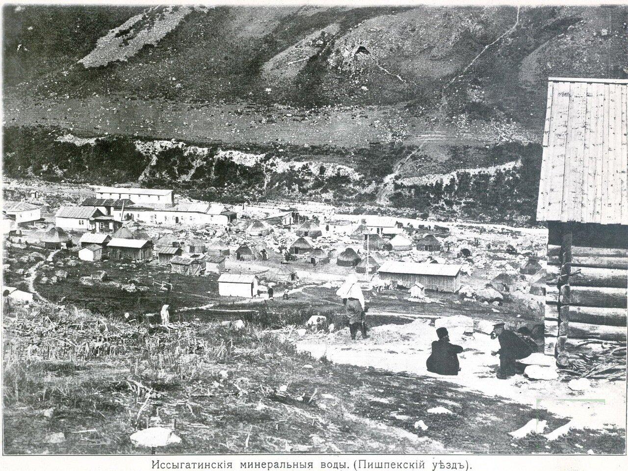 Иссык-Атинские минеральные воды