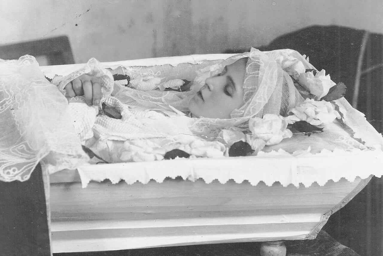 Летова Александра умерла 18 марта 1920 года