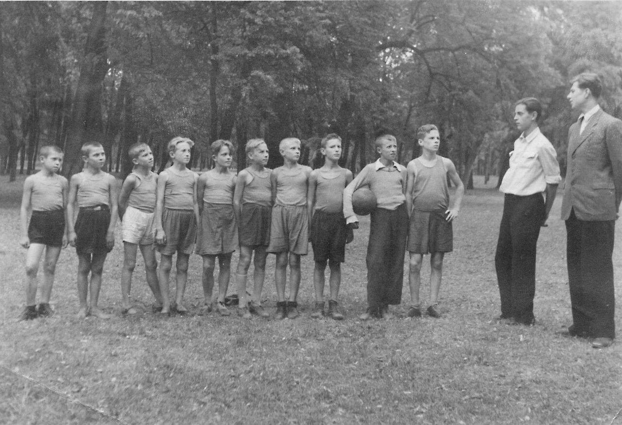 Рассказ в пионерском лагере 8 фотография