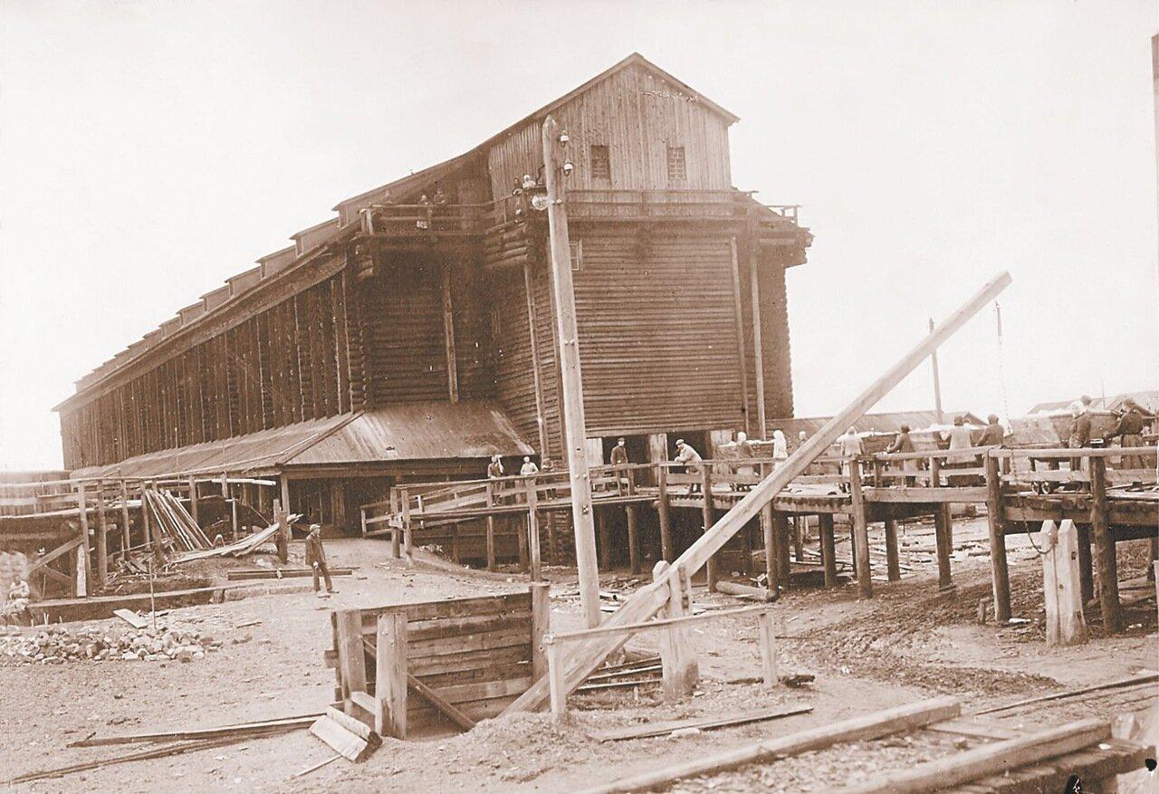 Усть-Боровской сользавод