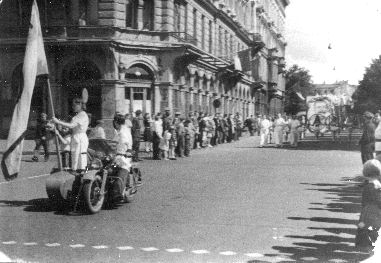1949. Первое мая